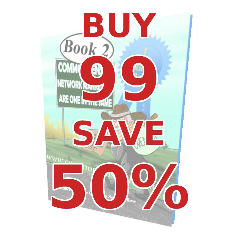 Common Sense Book 2: Bulk Buy 99 Save 50%
